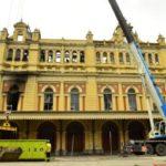 Restauração: Projeto teve que ser submetido ao Instituto do Patrimônio Histórico e Artístico Nacional (Foto: ABr)