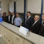 Visita: Serfiotis conhece laboratório de pesquisa de medicamentos