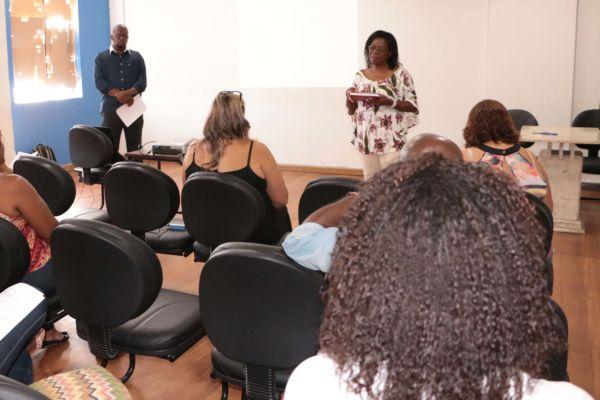Cronograma: Encontro apresentou atividades programadas para este primeiro semestre e contou com a participação da vice-prefeita, Fátima Lima (Foto: Divulgação PMBM/Chico de Assis)