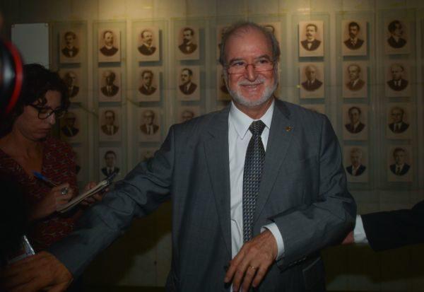 Eduardo Azeredo foi presidente do PSDB e governou Minas Gerais na época do escândalo