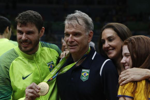 Bernardinho é o técnico mais vitorioso do esporte nacional