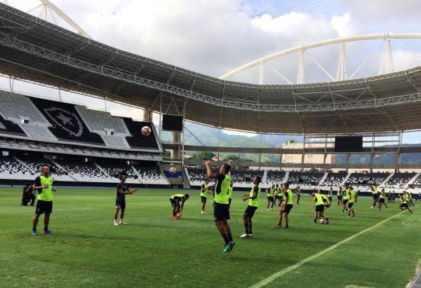 Botafogo está mais uma vez na briga para conquistar o maior título do continente (Vitor Silva/SSPress)