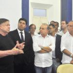 União: Encontro teve a presença de empresários, vereadores e deputados, além de entidades ligadas ao setor turístico (Foto: Wagner Gusmão/PMAR)