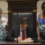Marcelo Crivella é empossado na Câmara de Vereadores