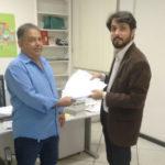 Juntos: Duré entrega indicações a Samuca Silva