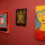 De casa: Exposição tem como objetivo valorizar e divulgar a produção artística local (Fotos: Divulgação)