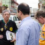 Suser ouve moradores da Vila Mury e diz que atenderá pedidos dentro do menor prazo possível (foto: Divulgação)