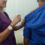 Trezentas doses estão sendo disponibilizadas semanalmente na unidade de saúde do Jardim Paraíba