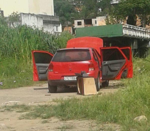 Insegurança: Foco principal dos bandidos tem sido o furto de veículos e seus equipamentos (Foto: Divulgação)