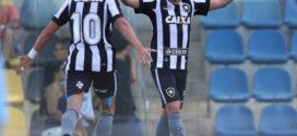 Com gol de Montillo, Botafogo goleia Rio Branco