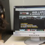 Denúncia: Serviço ajuda a Secretaria de Segurança a investigar diversos tipos de crimes (Foto: Divulgação)