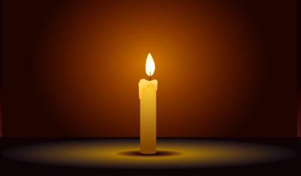 Recurso: Estoque de velas se tornou essencial