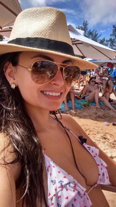 Viva o Verão: Gabriela Cantamessa