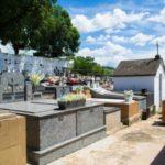 Ordenamento: Túmulos perpétuos e os provisórios do Cemitério Santa Rosa, em Barra do Piraí, serão mapeados (Foto: Divulgação PMBP)
