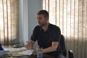 Entrevista: Rodrigo Drable afirma que 'salário de janeiro será pago em dia'