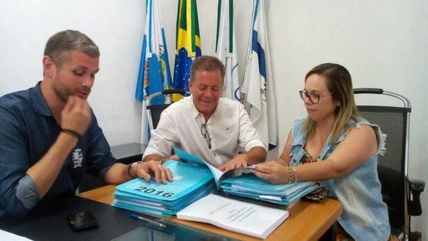 Animado: Rodrigo Drable fica satisfeito com verbas destinadas à Saúde