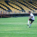 Reforço: Atacante Pipico marcou duas vezes contra a equipe sub-20 do Botafogo, no último sábado (Foto: Divulgação/Wallace Feitosa)