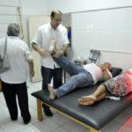 Especialistas: Atendimentos médicos, de fisioterapia, nutrição, odontologia e psicologia são oferecidos pelo Centro do Idoso (Foto: Divulgação PMBM/Paulo Dimas)