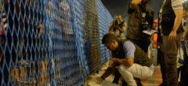 Polícia faz perícia em carro alegórico que atropelou 20 pessoas na Sapucaí