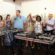 Diversos idosos participam do 'Baile de Máscaras' em Barra Mansa