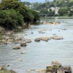 Alerta: Rio Paraíba do Sul, em nenhum de seus trechos, deve ser utilizado como lazer e entretenimento (Foto: Arquivo)
