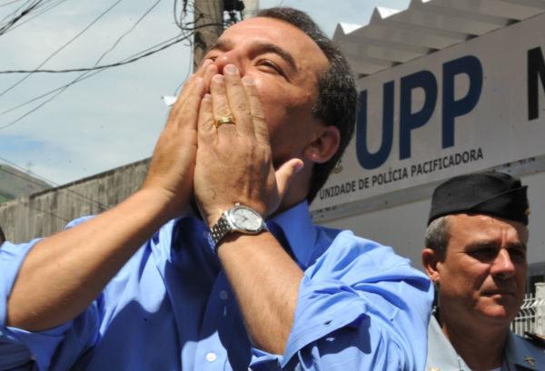 Sérgio Cabral é apontado na denúncia como líder de um esquema criminoso