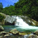 Opções de descanso: Região conta com cachoeiras, rede hoteleira variada e boa gastronomia (Fotos: Divulgação)
