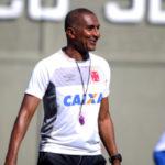 Na mão: Cristóvão Borges ganhou reforços para tentar fazer o Vasco reagir na temporada