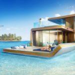 Dubai: Casa flutuante tem quarto submarino