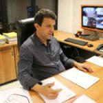 Expectativa: Éverton Rezende acredita que salários estarão em dia até 17 de março  (Foto: Chico de Assis - PMBM)
