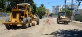 Obras na Vila Julieta, em Resende, são retomadas