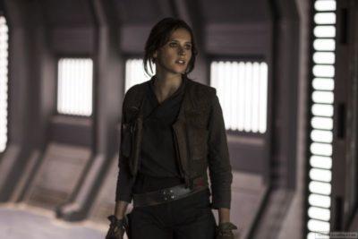 Heroica: Felicity Jones e o império galáctico