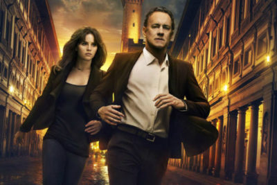 Inferno: Jones com Tom Hanks