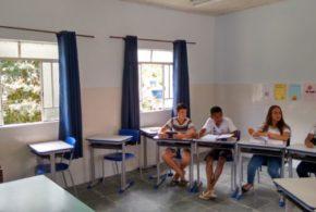 Bruno de Souza acompanha ações de melhorias em escolas de Falcão e São Joaquim