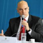 Indicado: Se aprovado, Moraes deverá ser o revisor dos processos da Lava Jato no plenário do STF e ocupará a Primeira Turma (Foto: Arquivo)