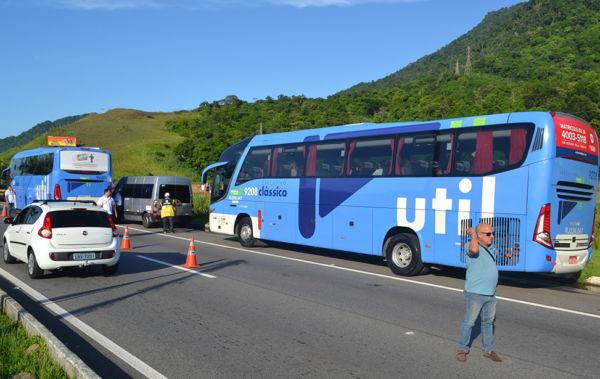 Operação visa evitar o turismo desordenado na região da Costa Verde (foto: Divulgação)
