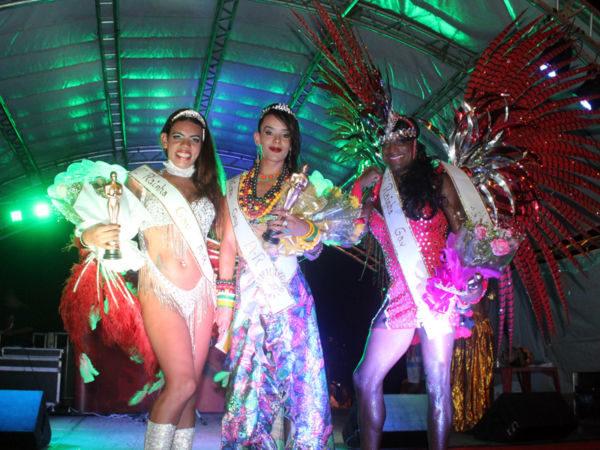 Rainha Gay 2017: Paola Martins, Adriana Bombom e Serena Delon foram as estrelas da noite (Fotos: Divulgação)