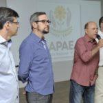 Lançamento: Empresários, apoiadores e diretores se reuniram na CDL de Volta Redonda (Foto: Divulgação)