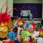 Desfile do grupo vai encerrar o Carnaval de Volta Redonda (Foto: Ascom VR/Gabriel Borges)