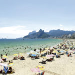Águas mais limpas neste verão - Praia do Arpoador - Ipanema - Leblon