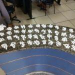 Operação em Paraty apreendeu também drogas, além de prende quatro suspeitos de tráfico