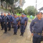 Sem folga: Guarda Municipal vai atuar todos os dias no Carnaval (Foto: Divulgação PMQ)