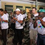 Animação: Banda do Rolo é tradição no Carnaval de Piraí (Foto: Fábio Coelho)