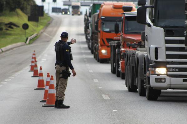 Balanço: PRF também emitiu mais de cinco milhões de autos de infração em todo o Brasil (Foto: Divulgação)