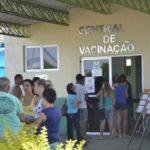 Saúde pública: Imunização acontece na Central  Municipal de Vacinas, no Centro (Foto: Divulgação PMPR)