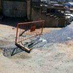 Desperdício: Vazamento na Rua Marajó preocupa moradores; Saae pediu para economizar água nos próximos dias (Foto: Enviada pelo WhatsApp por José Messias)
