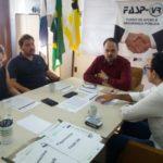 Fasp: Reunião é realizada entre as entidades empresariais para prestação de contas (Foto: Divulgação)