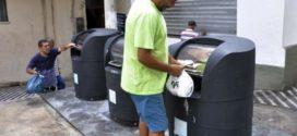 Barra Mansa: Saae conscientiza população para uso de contentores de lixo