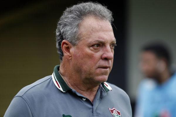 Abel Braga tenta manter boa fase do estadual na Copa do Brasil
