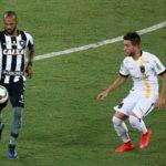 Dominando: Botafogo foi melhor na etapa final mas Volta Redonda assustou e levou perigo